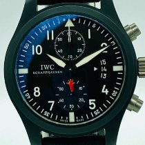 IWC Pilot Chronograph Top Gun Ceramic 46mm Black Arabic numerals United States of America, New York, NEW YORK
