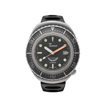 Squale Steel 43mm Automatic new