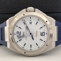 IWC Ingenieur Mission Earth Plastiki Limited Edition 2 Pulseiras