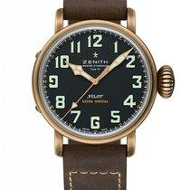 Zenith Pilot Type 20 Extra Special Bronze Men's Watch
