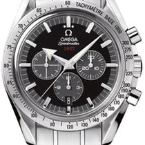 Omega Speedmaster Broad Arrow Stainless Steel Automatic
