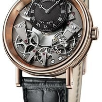 Breguet La Tradition Manual Wind 40 Mm - 7057br/g9/9w6