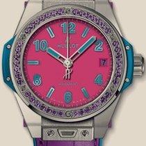 Hublot Big Bang Pop Art Steel Purple One Click