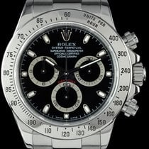 Rolex Daytona 116520 Black Dial With Papers