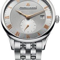 Maurice Lacroix Masterpiece Small Seconde nowość 2017 Automatyczny Zegarek z oryginalnym pudełkiem i oryginalnymi dokumentami MP6907-SS002-111