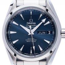 Omega Aqua Terra Blau