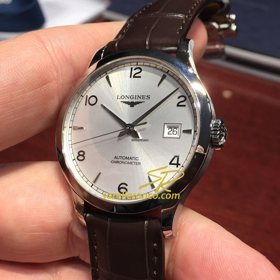 0f0e9a6720d Longines Record Watches for Sale - Find Great Prices on Chrono24