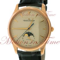 Jaeger-LeCoultre Master Ultra Thin Moon Rose gold 39mm No numerals United States of America, New York, New York