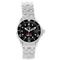 Omega Seamaster Diamond Ladies Watch 212.30.28.61.51.001 Unworn