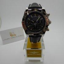 Breitling Chronomat 44 Stahl 44mm Schwarz Schweiz, Zürich