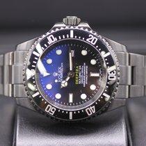 Rolex Sea-Dweller Deepsea PVD-DLC Custom