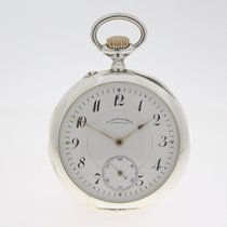 A. Lange & Söhne Watch pre-owned 1907 Silver 54mm Manual winding Watch only