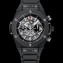 Hublot Big Bang Unico Keramik 45mm Transparent Schweiz, Pfäffikon/SZ
