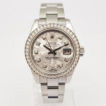 Rolex Сталь Автоподзавод Без цифр 26mm подержанные Lady-Datejust