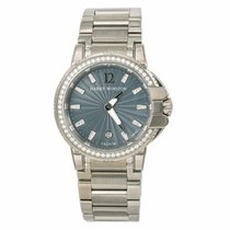 Harry Winston Ocean Steel 36mm Silver No numerals United States of America, New York, New York