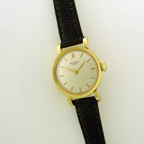 Universal Genève 25mm Manual winding 1950 pre-owned Silver