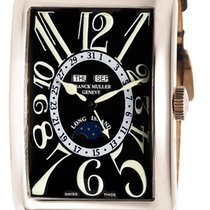 Franck Muller White gold 45mm Automatic 1200 MC L pre-owned
