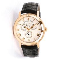 Audemars Piguet Jules Audemars Oro rosado 36mm Blanco Romanos