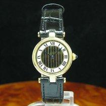Cartier Tank Vermeil gebraucht 24.1mm