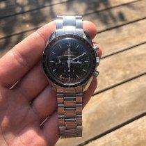 Omega Speedmaster Professional Moonwatch Acier 42mm Noir Sans chiffres France, sevrier
