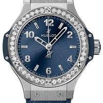 Hublot Big Bang 38 mm Steel 38mm Blue Arabic numerals United States of America, New York, New York