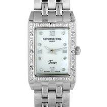 Raymond Weil Reloj de dama Tango Cuarzo nuevo Reloj con estuche original