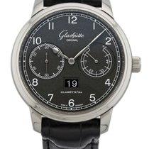 Glashütte Original Senator Observer Steel 44mm Grey United States of America, Florida, Miami