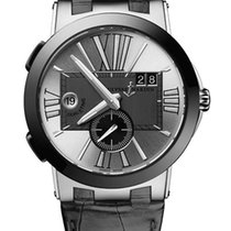Ulysse Nardin 243-00/421 Steel Executive Dual Time new United States of America, Florida, North Miami Beach
