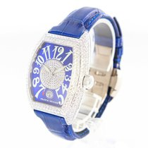 Franck Muller White gold 34.5mm Automatic 8005 pre-owned