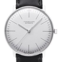 Junghans Steel 38mm Automatic 027/3501.04 new