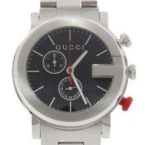 Gucci 44mm Quartz 101MCHRONO/YA101361 použité