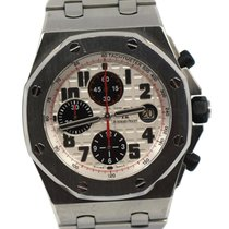 Audemars Piguet 26170ST.OO.1000ST.01 Steel Royal Oak Offshore Chronograph 44mm pre-owned United States of America, New York, New York