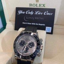Rolex Daytona White gold 40mm Grey No numerals Australia, SYDNEY