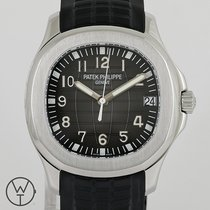 Patek Philippe 5165A-001 Steel 2011 Aquanaut pre-owned