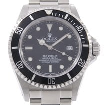 Rolex Sea-Dweller 4000 40mm Black