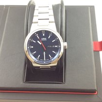 Oris Williams F1 Steel 42mm Blue United States of America, Connecticut, Danbury