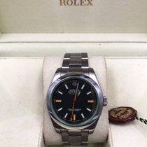 Rolex Milgauss 116400GV 2010 neu