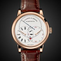 A. Lange & Söhne Richard Lange Rose gold 39.9mm Silver United States of America, New York, New York