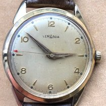 Lemania 34mm Manual winding pre-owned