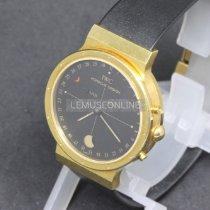 IWC Porsche Design Yellow gold 32mm Black No numerals
