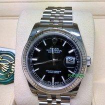 劳力士  (Rolex) Rolex Datejust 116234 Black Index