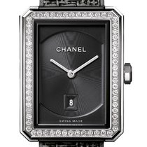 Chanel Women's watch Boy-Friend 26.7mm Quartz new Watch with original box