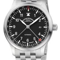 Mühle Glashütte Terrasport IV GMT Full Steel-Black Dial 42mm...