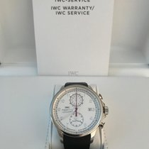 IWC Portuguese Yacht Club Chronograph IW390211