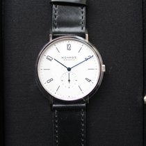 NOMOS 164 Steel 2020 Tangente 38 38mm new
