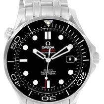 Omega Seamaster Diver 300 M Steel 41mm Black No numerals United States of America, Florida, Hollywood
