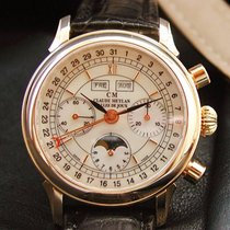 Claude Meylan Rose gold Manual winding new
