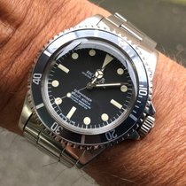 Rolex 5512 Submariner (No Date) Cronometer 1970
