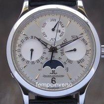 Jaeger-LeCoultre Master Control Perpetual Calendar steel full...