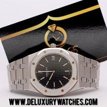 Audemars Piguet Royal Oak 15202 Blu dial Never polished Just...